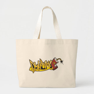 Dynamite Funny T-shirts Gifts Canvas Bags