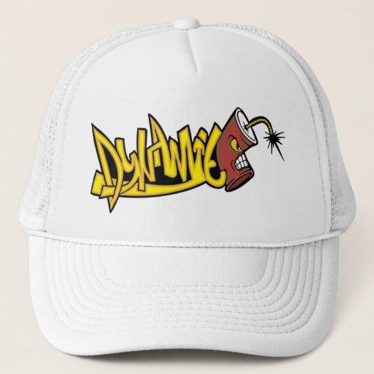 """""""Dynamite"""" hat"""
