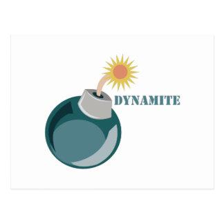 Dynamite Postcard