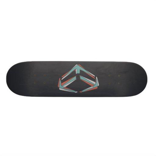 Dynamo Black Skate Boards