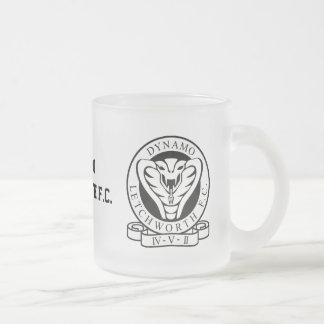 Dynamo Frosted Mug