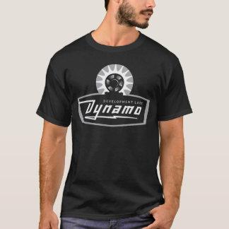 Dynamo Retro Black T-Shirt