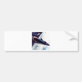 Dynasoar in Orbit Bumper Sticker