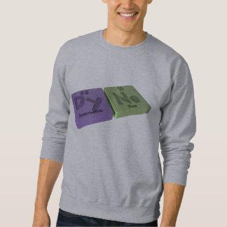 Dyne as Dy Dysprosium and Ne Neon Sweatshirt