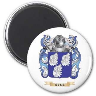 Dyne Coat of Arms 2 Inch Round Magnet