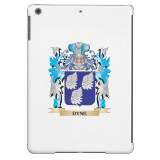 Dyne Coat of Arms - Family Crest Case For iPad Air