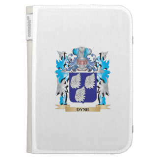 Dyne Coat of Arms - Family Crest Case For Kindle
