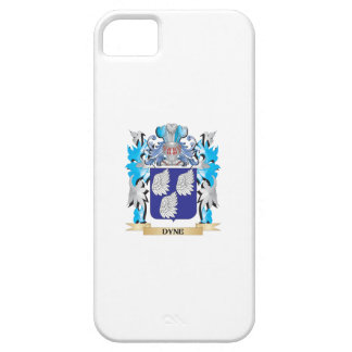 Dyne Coat of Arms - Family Crest iPhone 5 Cover