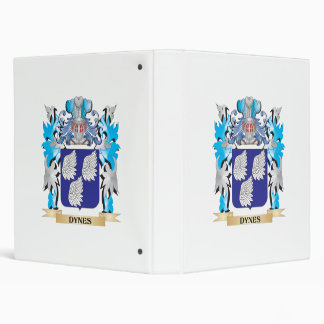 Dynes Coat of Arms - Family Crest Binders