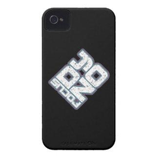 DYNO Dark logo iPhone 4 Case