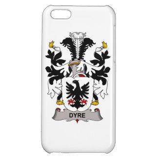 Dyre Family Crest iPhone 5C Cases
