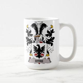 Dyre Family Crest Coffee Mug