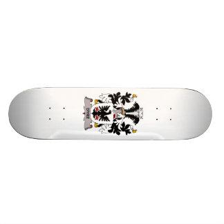 Dyre Family Crest Skate Board Deck