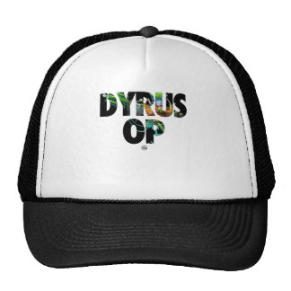 Dyrus OP (White) Trucker Hat