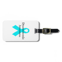 Dysautonomia Awareness Bag Tag