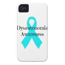 Dysautonomia Awareness Case-Mate iPhone 4 Case