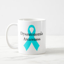 """Dysautonomia Awareness"" mug"
