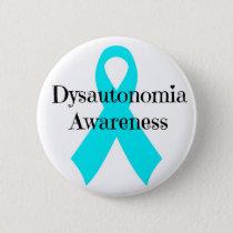 Dysautonomia Awareness Pinback Button