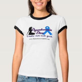 Dysautonomia Diva Shirt