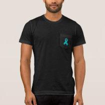 Dysautonomia Stencil - pocket T-Shirt