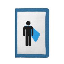 Dysautonomia Superhero Wallet