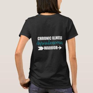 Dysautonomia Warrior Arrow T-Shirt