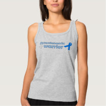 Dysautonomia Warrior on Gray Tank Top