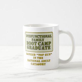 Dysfunctional Classic White Mug