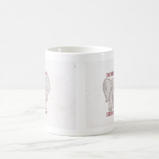 Dysfunctional Serenity Classic White Coffee Mug