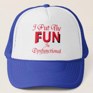 Dysfunctional Trucker Hat