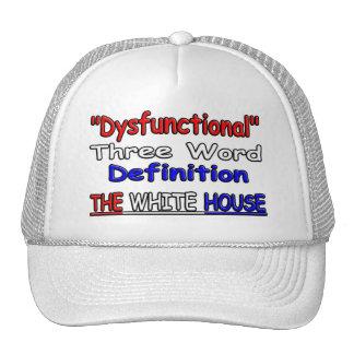 """""""Dysfunctional"""" Trucker Hat"""