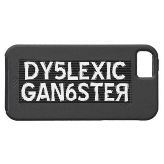Dyslexic Gangster iPhone SE/5/5s Case