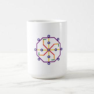 Dyslexic Logo White Mug