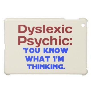 Dyslexic Psychic iPad Mini Case