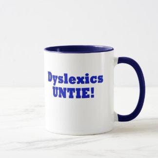 Dyslexics Mug