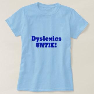 Dyslexics T-Shirt