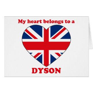 Dyson Card