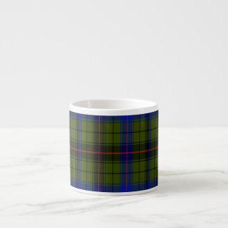 Dyson Scottish Tartan 6 Oz Ceramic Espresso Cup