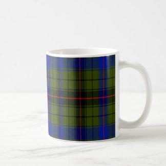 Dyson Scottish Tartan Classic White Coffee Mug