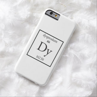 Dysprosium Funda Para iPhone 6 Barely There
