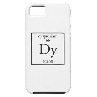 Dysprosium iPhone SE/5/5s Case