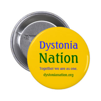 Dystonia Nation B1a Button
