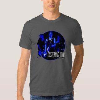 Dystopian Echo Band Members T Shirt