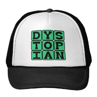 Dystopian, Miserable Society Trucker Hat