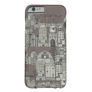 dystopian toile drab barely there iPhone 6 case