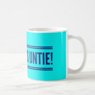 Dyxlesics Untie! Coffee Mug