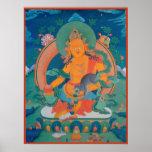 Dzambhala Poster