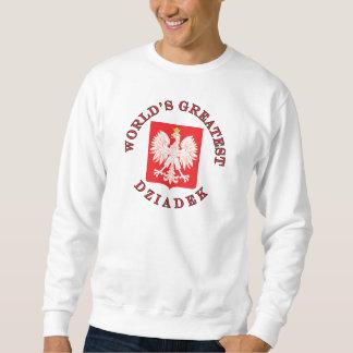 Dziadek más grande del mundo suéter