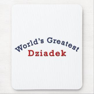 Dziadek más grande del mundo tapete de ratones