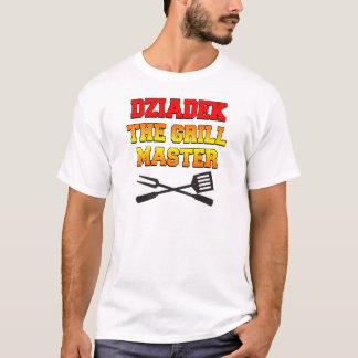 Dziadek The Grill Master T-Shirt